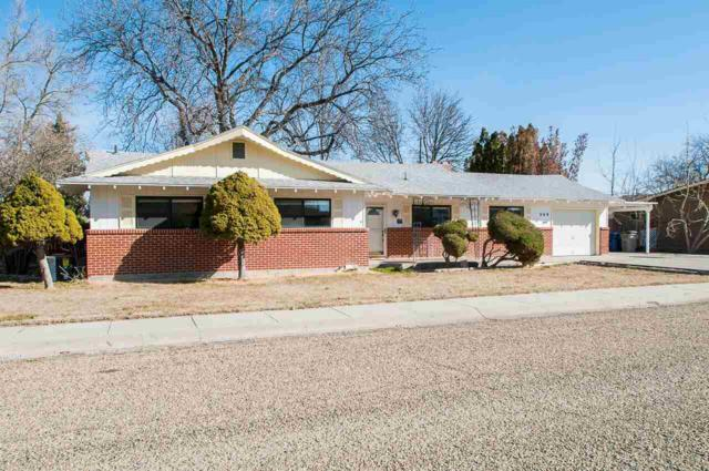 240 S Rowena, Nampa, ID 83686 (MLS #98684392) :: Boise River Realty