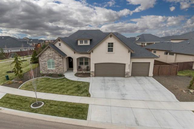 4013 W Lost Rapids Drive, Meridian, ID 83646 (MLS #98685681) :: Jon Gosche Real Estate, LLC