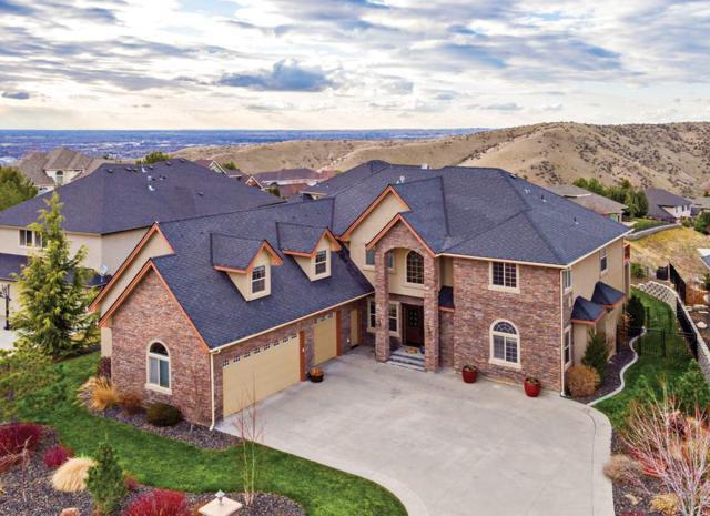 3774 W Quail Hollow Ct, Boise, ID 83703 (MLS #98685892) :: Jon Gosche Real Estate, LLC