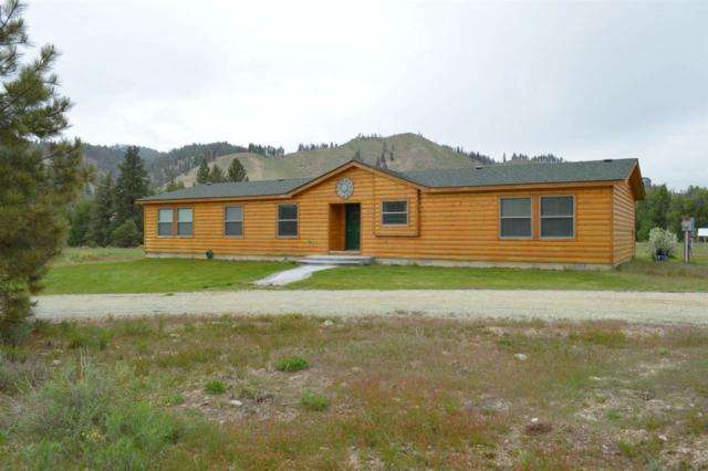 1446 Pine Creek Rd, Featherville, ID 83647 (MLS #98685915) :: Juniper Realty Group