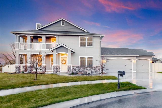 654 N Tresa, Star, ID 83669 (MLS #98686078) :: Broker Ben & Co.