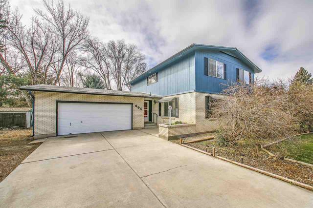 695 S El Blanco, Boise, ID 83709 (MLS #98686839) :: Juniper Realty Group