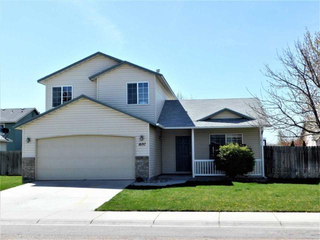 1697 W Sego Prairie, Kuna, ID 83634 (MLS #98687753) :: Juniper Realty Group