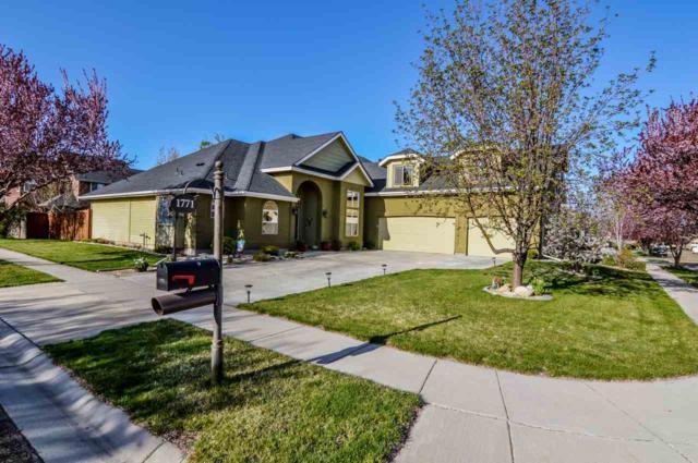 1771 W Ham Rapids, Meridian, ID 83646 (MLS #98688622) :: Jon Gosche Real Estate, LLC