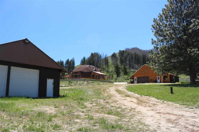1063 N Pine-Featherville, Pine, ID 83647 (MLS #98688749) :: Juniper Realty Group