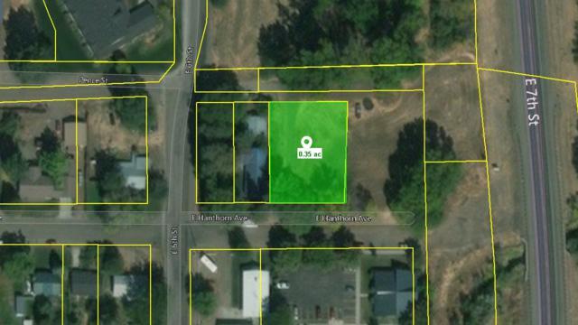 TBD E Hanthorn, Weiser, ID 83672 (MLS #98688778) :: Juniper Realty Group