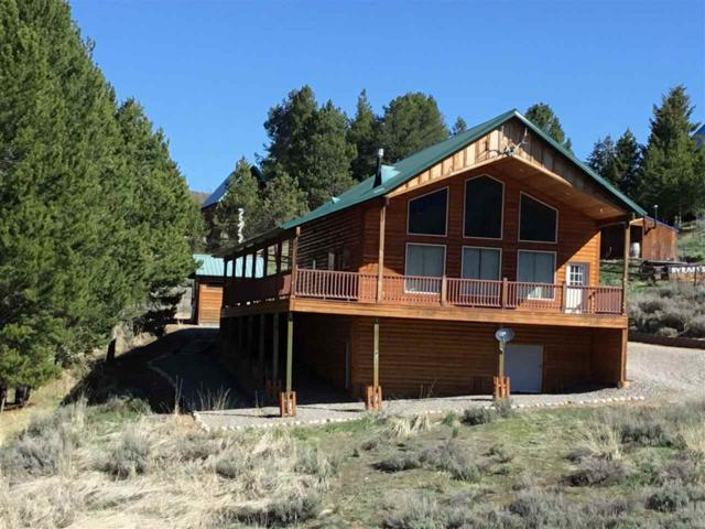 Lot 17 Byrams Little Smokey Cabins, Fairfield, ID 83327 (MLS #98690666) :: Juniper Realty Group