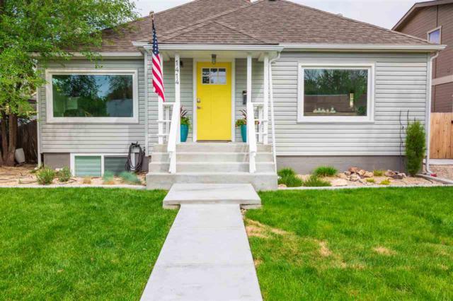1414 S Colorado Ave, Boise, ID 83706 (MLS #98691581) :: Jon Gosche Real Estate, LLC