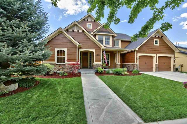 4531 W Long Meadow Dr, Boise, ID 83714 (MLS #98692368) :: Build Idaho