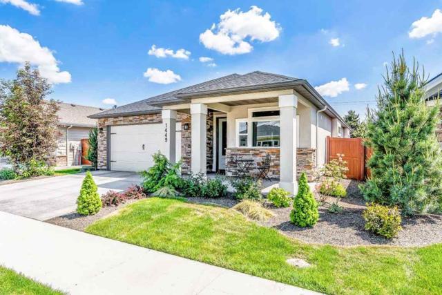 1449 E Summerplace St., Meridian, ID 83646 (MLS #98693095) :: Full Sail Real Estate