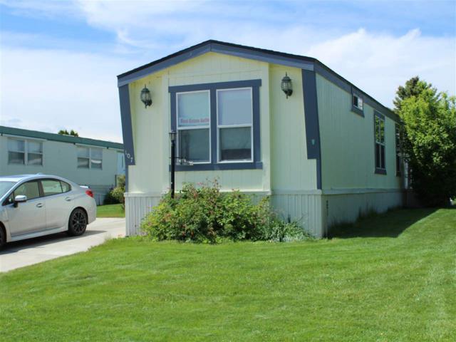 450 E Pole Line #107, Twin Falls, ID 83301 (MLS #98693774) :: Jon Gosche Real Estate, LLC
