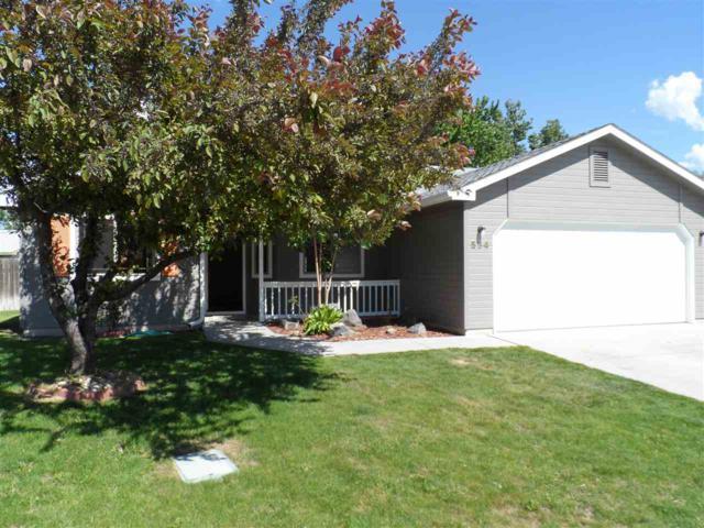 534 N Thornley Ave., Kuna, ID 83634 (MLS #98693834) :: Michael Ryan Real Estate