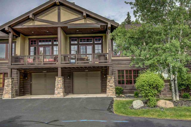 1341 Greystone Dr #11, Mccall, ID 83638 (MLS #98694134) :: Ben Kinney Real Estate Team
