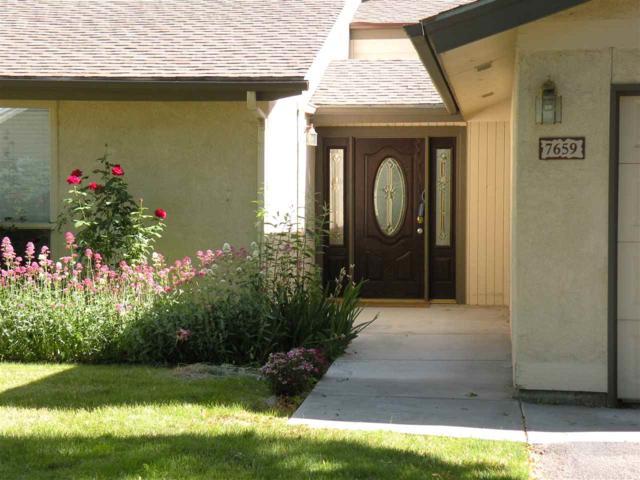7659 W Carriage Lane, Boise, ID 83704 (MLS #98694917) :: Jon Gosche Real Estate, LLC
