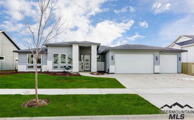 2523 E La Grange Drive, Meridian, ID 83642 (MLS #98697497) :: New View Team
