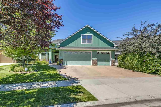 1802 W Rattlesnake Dr, Meridian, ID 83646 (MLS #98698994) :: Boise River Realty