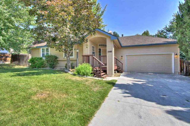 5195 W Holly Hill Drive, Boise, ID 83703 (MLS #98699144) :: Juniper Realty Group