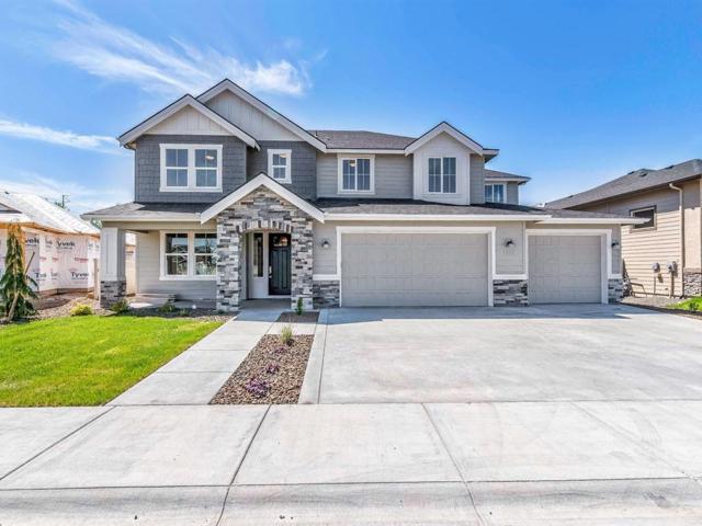 747 E Crest Ridge Dr, Meridian, ID 83642 (MLS #98699236) :: Build Idaho