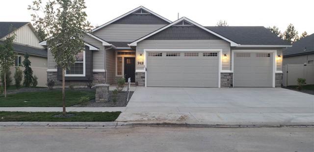 949 W Mollywood Drive, Nampa, ID 83686 (MLS #98699336) :: Juniper Realty Group