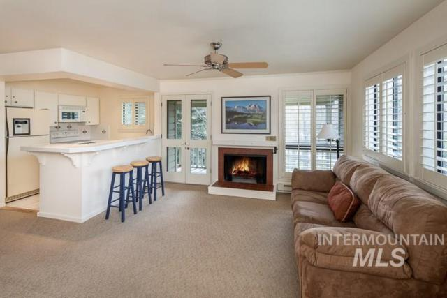 1427 Cottonwood Condo Dr., Sun Valley, ID 83353 (MLS #98700035) :: Jackie Rudolph Real Estate