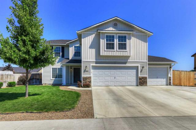 160 SW Gettysburg, Mountain Home, ID 83647 (MLS #98700227) :: Boise River Realty