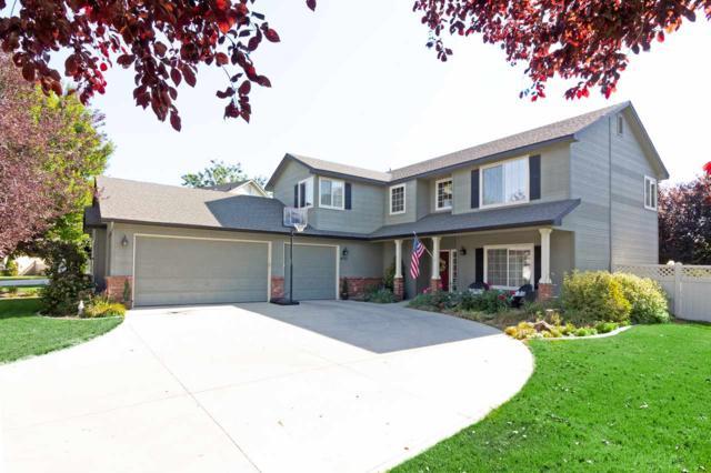 4152 N Breeze Creek Way, Meridian, ID 83642 (MLS #98700381) :: Boise River Realty