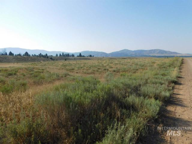 P-2 Arb Survey Sec 11 T1n R9e, Pine, ID 83647 (MLS #98701163) :: Epic Realty