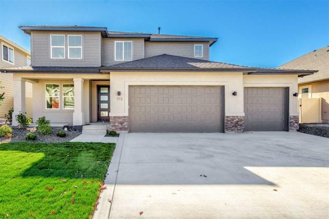 713 E Crest Ridge  Dr, Meridian, ID 83642 (MLS #98702005) :: Zuber Group