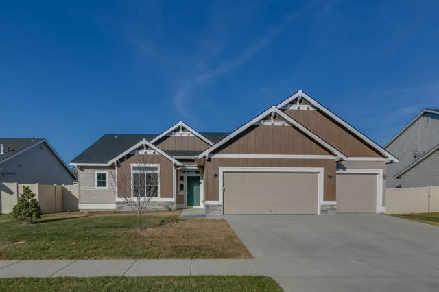 1034 E Rose Island, Nampa, ID 83686 (MLS #98702569) :: Jackie Rudolph Real Estate