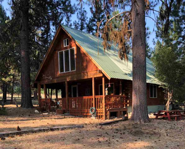 5 Pine Dr, Lowman, ID 83637 (MLS #98702775) :: Boise River Realty