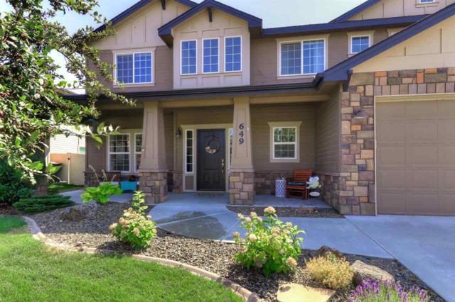 649 W Indian Rocks St, Meridian, ID 83646 (MLS #98703355) :: Full Sail Real Estate