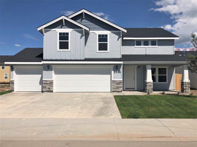 1808 W Lava Ave., Nampa, ID 83651 (MLS #98704336) :: Build Idaho
