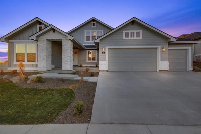891 E Crest Ridge Dr, Meridian, ID 83642 (MLS #98704503) :: Build Idaho
