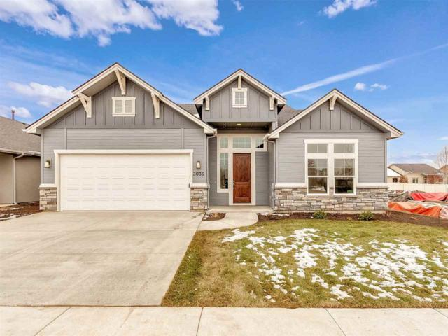 3036 NW 13th St, Meridian, ID 83646 (MLS #98704685) :: Adam Alexander