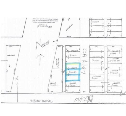 TBD Oakley (Lots 4, 5 & 6 Block 82), Hollister, ID 83301 (MLS #98705058) :: Full Sail Real Estate