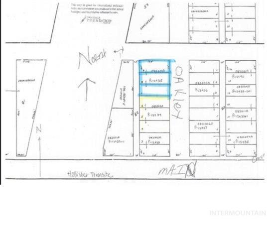 TBD Oakley (Lots 7, 8 & 9 Block 82), Hollister, ID 83301 (MLS #98705059) :: Full Sail Real Estate