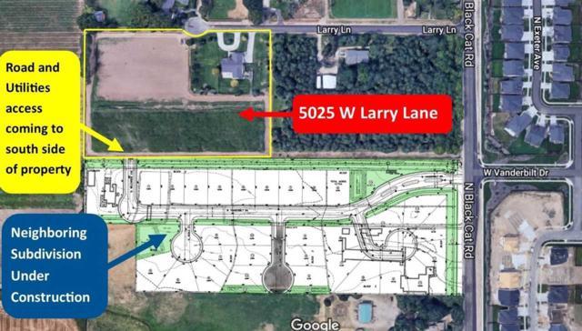 5025 W Larry, Meridian, ID 83646 (MLS #98705487) :: Full Sail Real Estate