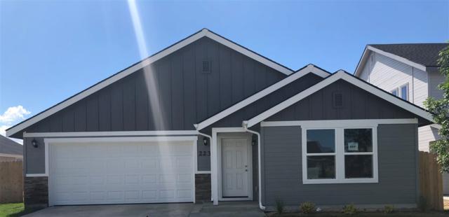 1023 E Jack Creek St., Kuna, ID 83634 (MLS #98706208) :: Boise River Realty