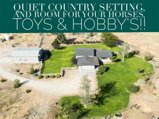 9140 E Hansen Rd., Middleton, ID 83644 (MLS #98706317) :: JP Realty Group at Keller Williams Realty Boise