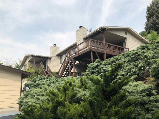 606 W Boise Hills Drive, Boise, ID 83702 (MLS #98706463) :: Zuber Group