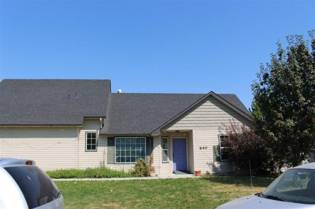 640 Prince Ave, Wilder, ID 83676 (MLS #98706645) :: New View Team