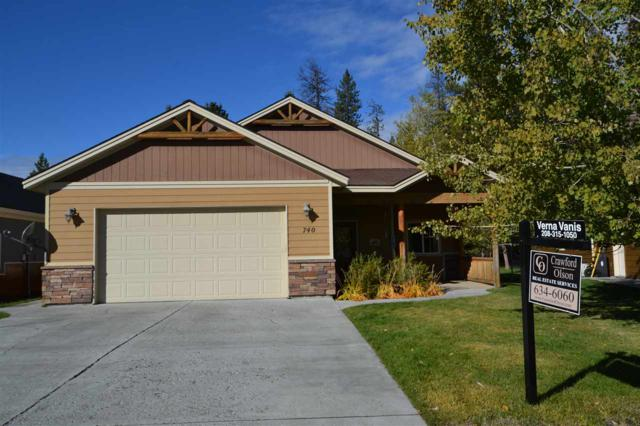 740 Deer Forest  Drive, Mccall, ID 83638 (MLS #98706933) :: Juniper Realty Group