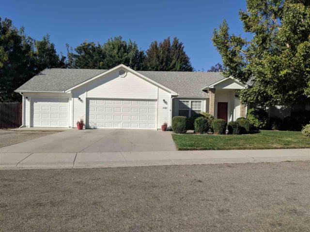 1121 N Gray Cloud Way, Meridian, ID 83642 (MLS #98708472) :: Full Sail Real Estate