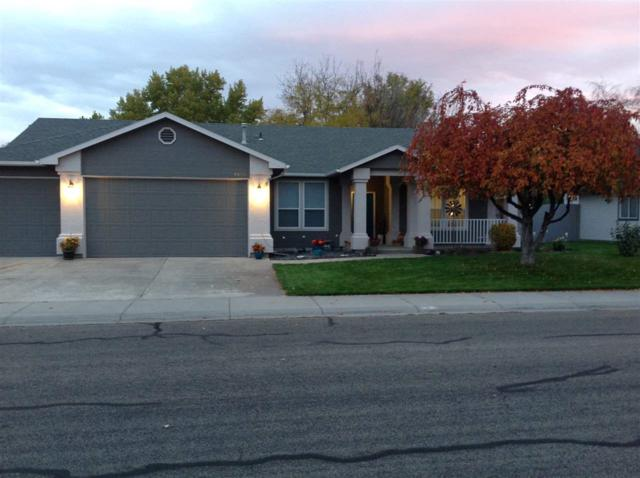 1355 Borzoi St, Meridian, ID 93642 (MLS #98708509) :: Jon Gosche Real Estate, LLC