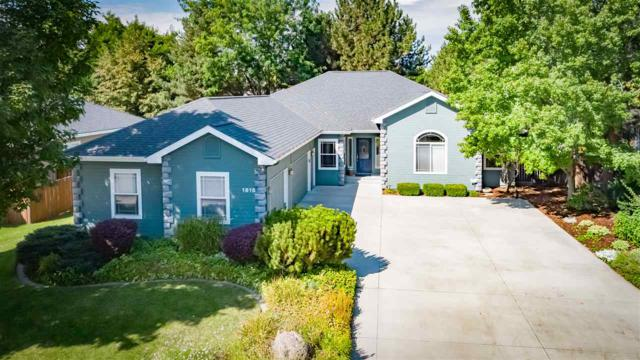 1815 N Princeton Way, Eagle, ID 83616 (MLS #98708818) :: Juniper Realty Group