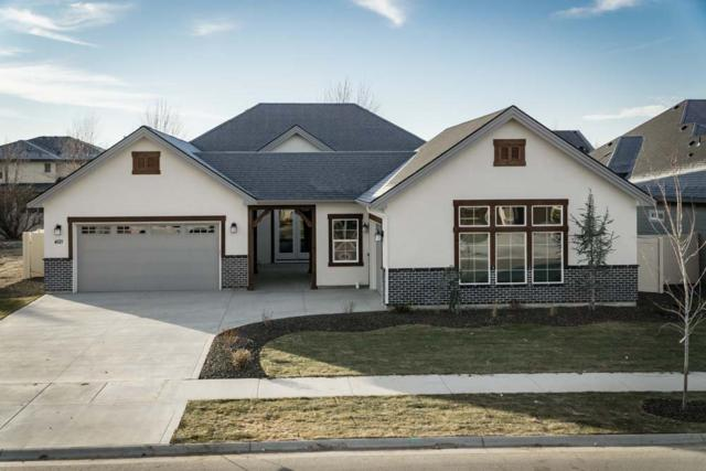 4121 W Prickly Pear Dr, Eagle, ID 83616 (MLS #98708987) :: Team One Group Real Estate