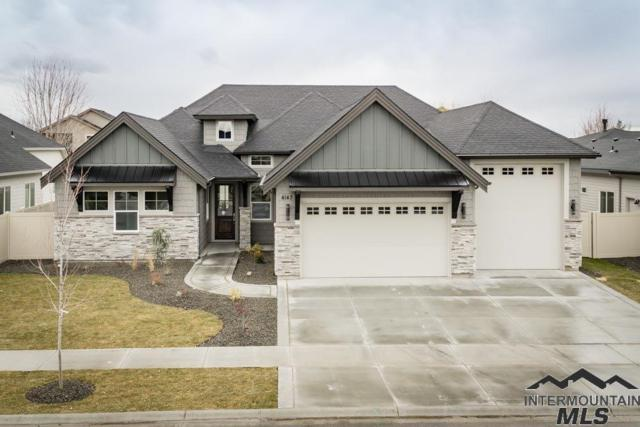 4143 W Prickly Pear Dr, Eagle, ID 83616 (MLS #98708991) :: Bafundi Real Estate