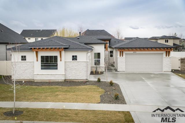 4165 W Prickly Pear Dr, Eagle, ID 83616 (MLS #98709000) :: Bafundi Real Estate