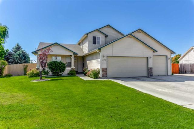 473 E Bay Owl, Kuna, ID 83634 (MLS #98709023) :: Jon Gosche Real Estate, LLC
