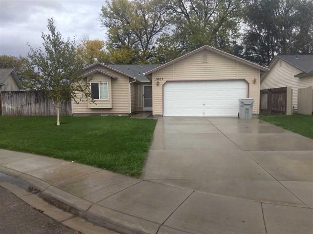 1607 Lisa Ave, Caldwell, ID 83605 (MLS #98709347) :: Juniper Realty Group